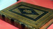 Oficerowie ukradli Biblię Gutenberga
