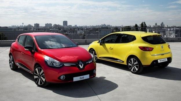 Oficjalna premiera czwartej generacji Clio odbędzie się podczas targów w Paryżu. /Renault