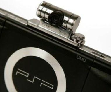 Oficjalne informacje o kamerze dla konsoli PSP
