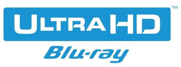 Oficjalne logo formatu Ultra HD Blu-ray /materiały prasowe