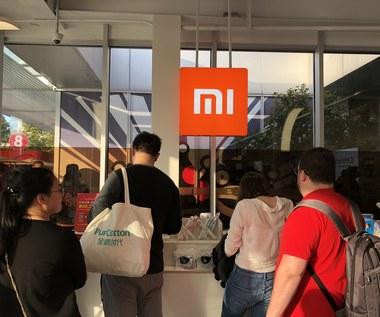 Oficjalny sklep Xiaomi w Szanghaju