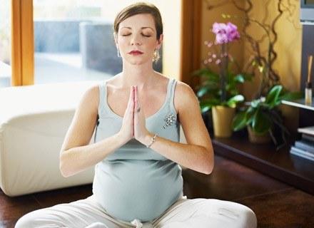 Ogólna sprawność fizyczna przyszłej mamy ułatwia poród /© Panthermedia