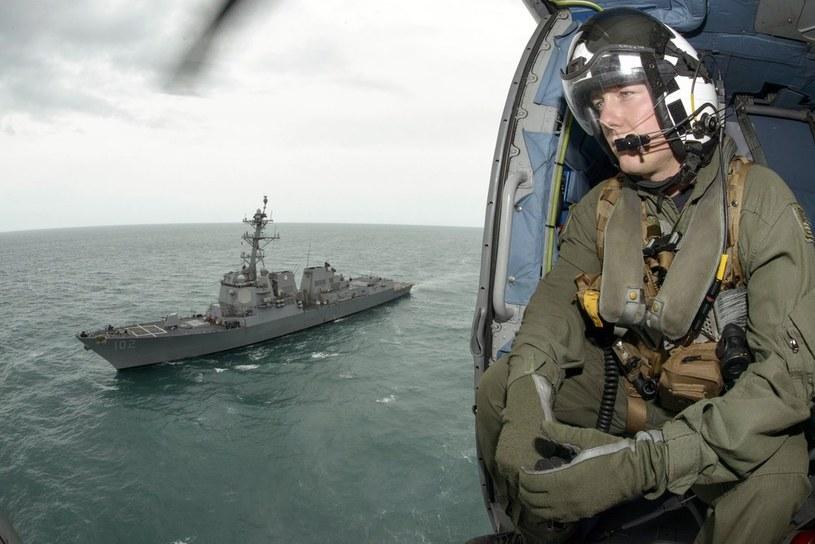 Ogona samolotu nie udało się wydobyć /U.S. Navy /East News