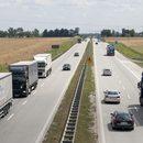 Ograniczenia w ruchu ciężarówek na południu Polski