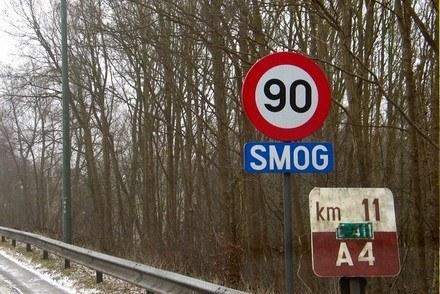 Ograniczenie na autostradzie /RMF
