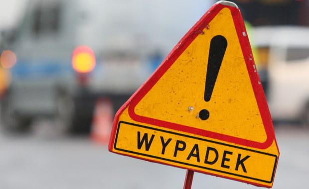 Ogromne utrudnienia na A4. Autostrada zablokowana po wypadku ciężarówki