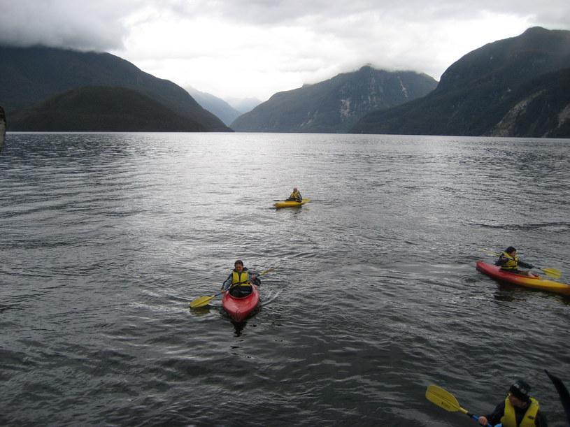 Ogromny obszar Fiordlandu cieszy się obfitością ośnieżonych szczytów i jezior alpejskich  /The New York Times Syndicate