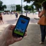 Ogromny sukces Pokémon GO