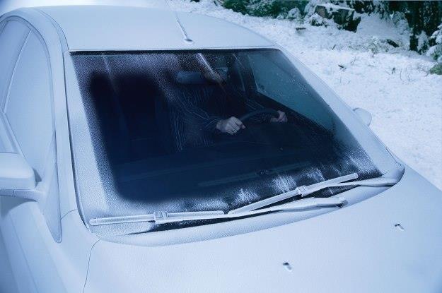 Ogrzewanie postojowe przydaje się zimą /