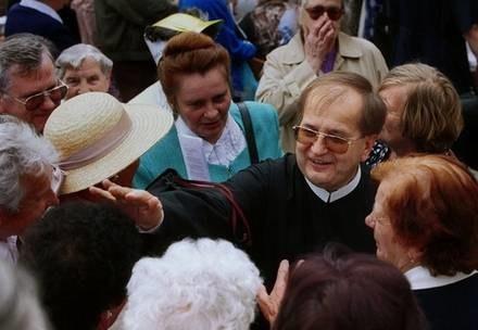 Ojciec Rydzyk znów może świętować / fot. Piotr Grzybowski /Agencja SE/East News