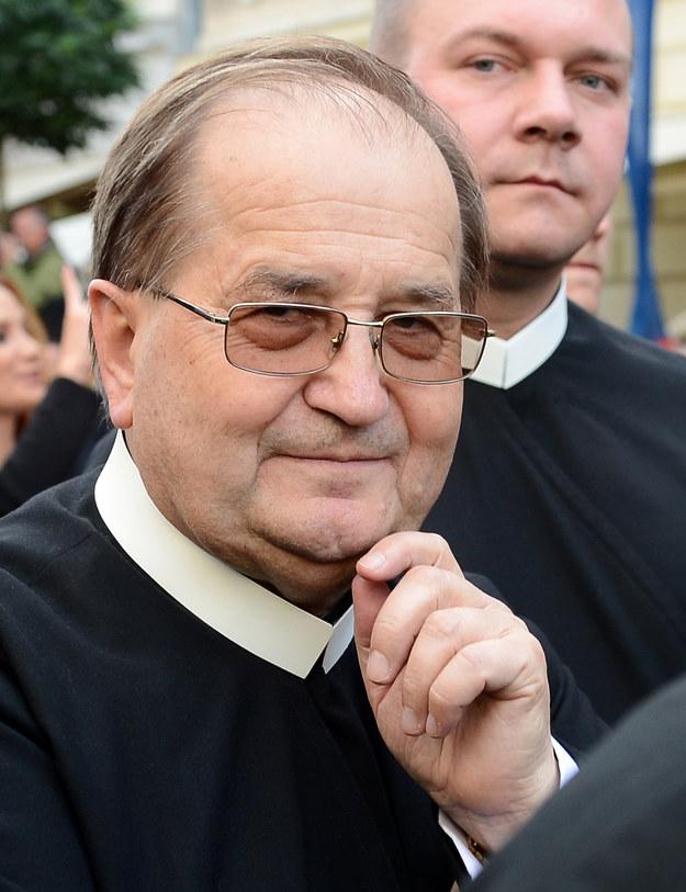 Ojciec Tadeusz Rydzyk /AFP