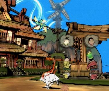 Okami zawita na PC, Xbox One i PlayStation 4