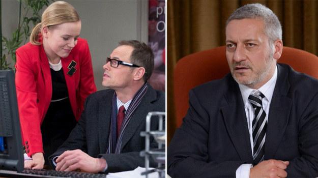 Okaże się, że Zosia jest wtyczką senatora Krupskiego! /Agencja W. Impact