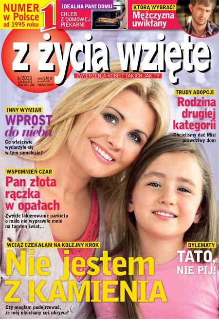 Okładka 6/2013 /Z życia wzięte