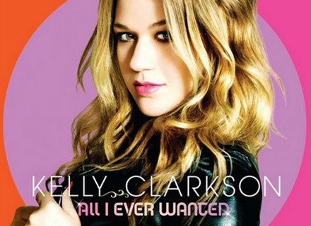 "Okładka albumu ""All I Ever Wanted"" Kelly Clarkson /"