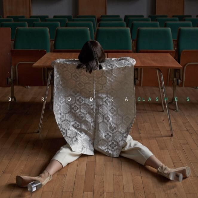 "Okładka albumu ""Clashes"" /Magda Wunsche & Aga Samsel /"