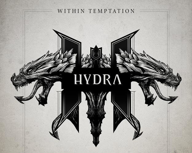 "Okładka albumu ""Hydra"" Within Temptation /"