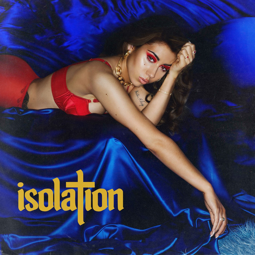 "Okładka albumu ""Isolation"" Kali Uchis /"