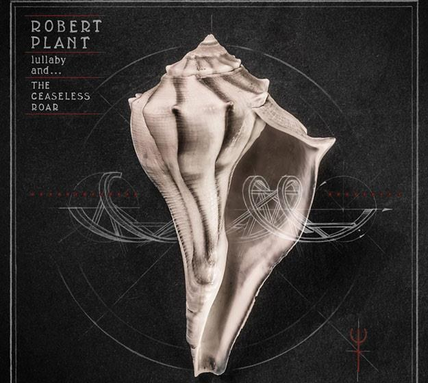 "Okładka albumu ""Lullaby and... The Ceaseless Roar"" Roberta Planta /"