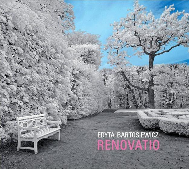 """Okładka albumu """"Renovatio"""" Edyty Bartosiewicz /"""