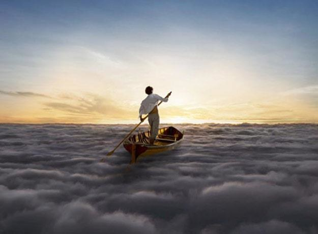 "Okładka albumu ""The Endless River"" Pink Floyd /"