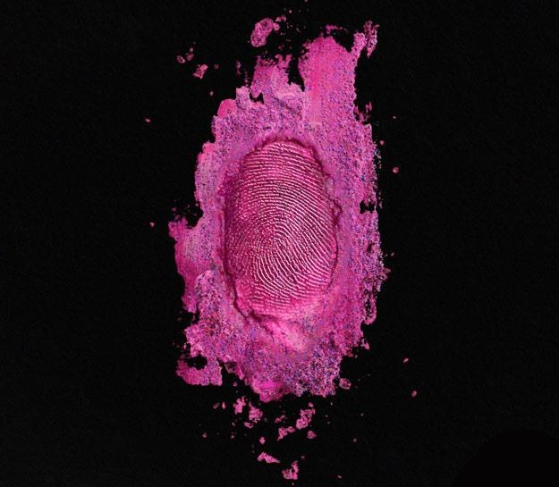 "Okładka albumu ""The Pinkprint"" Nicki Minaj /"