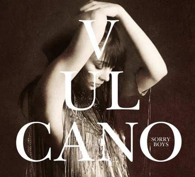 "Okładka albumu ""Vulcano"" Sorry Boys /"