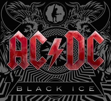 "Okładka ""Black Ice"" AC/DC /"