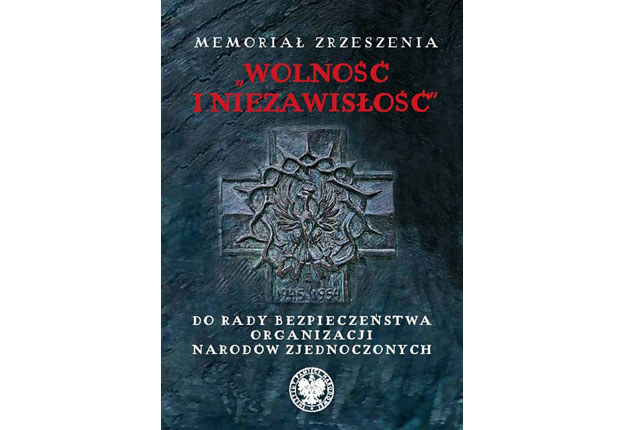 Okładka broszury IPN /IPN