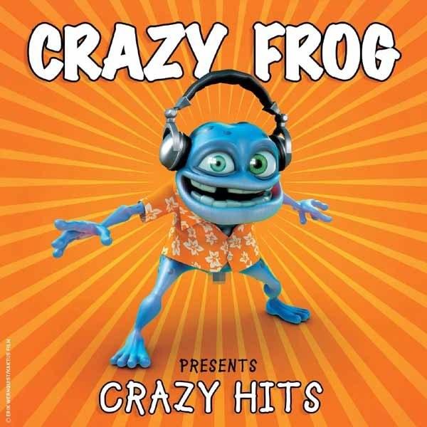"""Okładka """"Crazy Hits"""" /"""