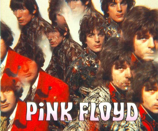 Okładka debiutanckiej płyty Pink Floyd /