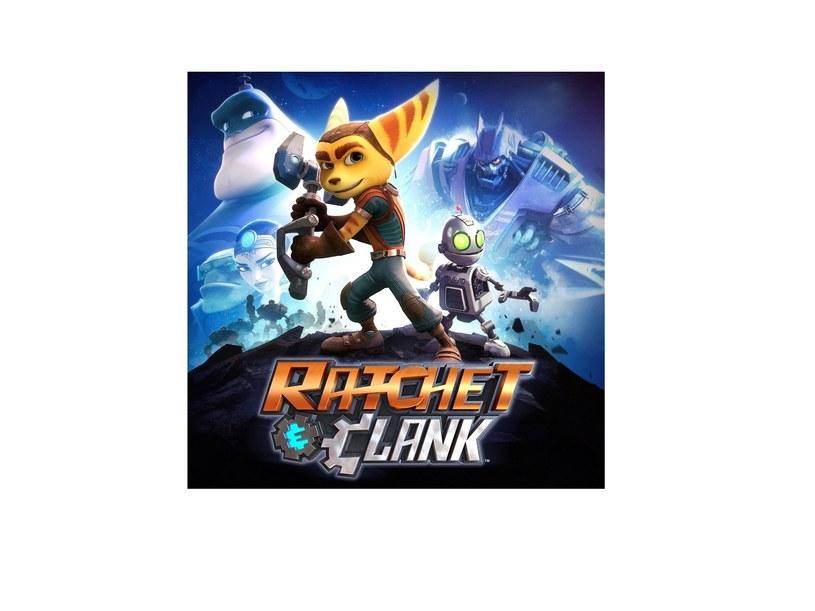 """Okładka gry """"Ratchet i Clank"""" /materiały prasowe"""