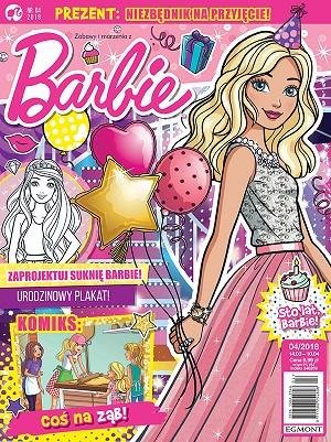 Okładka jubileuszowego wydania magazynu Barbie /materiały prasowe