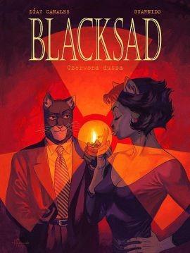"""Okładka komiksu """"Blacksad. Czerwona dusza"""" /materiały prasowe"""