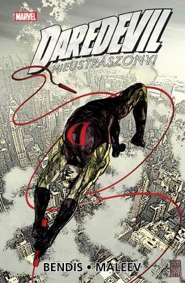 """Okładka komiksu """"Daredevil. Nieustraszony!"""" /materiały prasowe"""