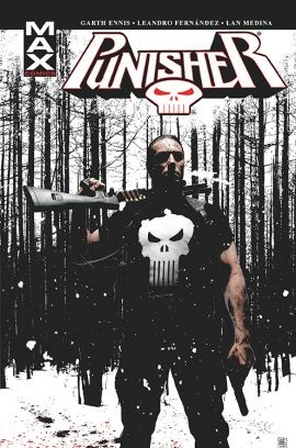 """Okładka komiksu """"Punisher Max, tom 4"""" /materiały prasowe"""