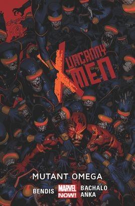 """Okładka komiksu """"Uncanny X-Men. Mutant omega"""" /materiały prasowe"""