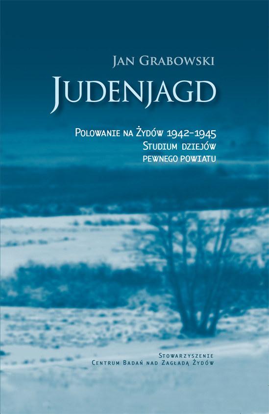 Okładka książki Judenjagd /Materiały prasowe
