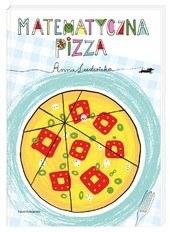 """Okładka książki """"Matematyczna pizza"""" /materiały prasowe"""