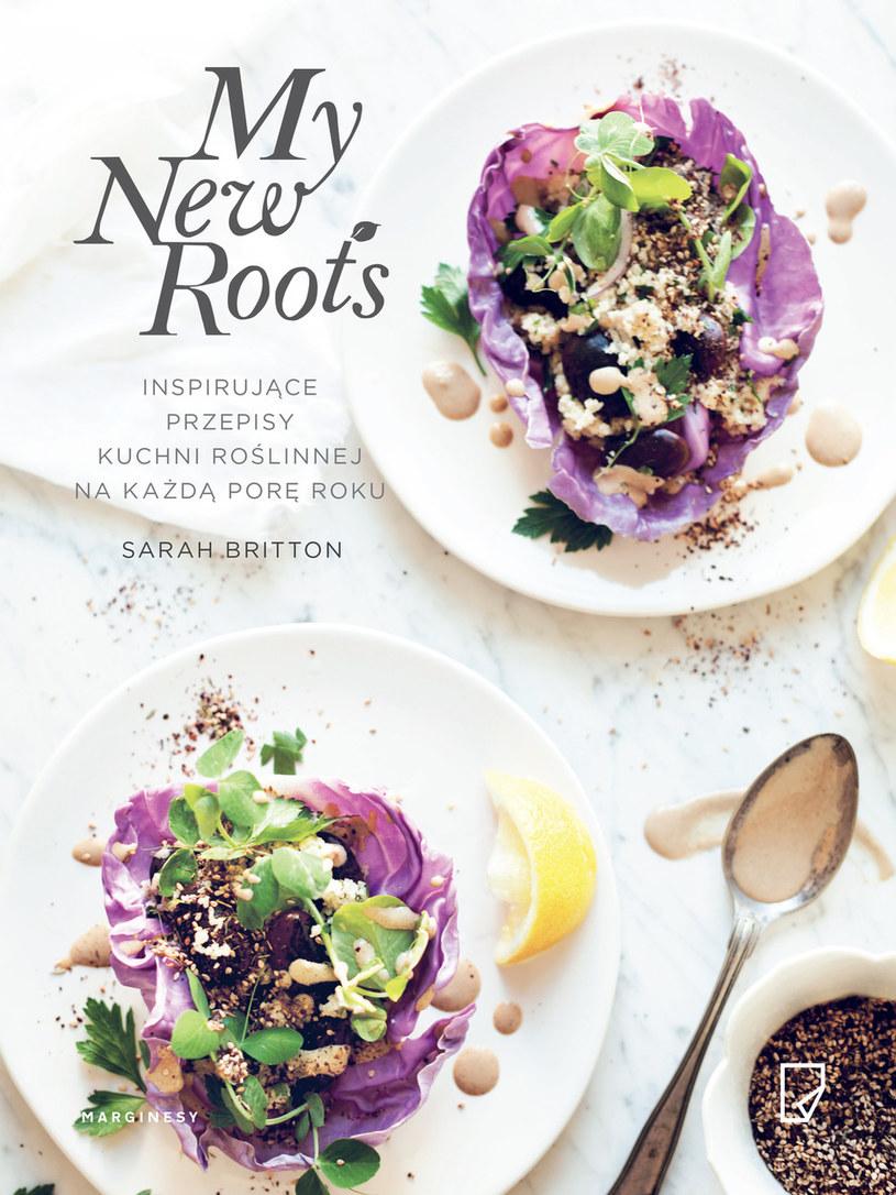 """Okładka książki """"My new roots"""" /materiały prasowe"""
