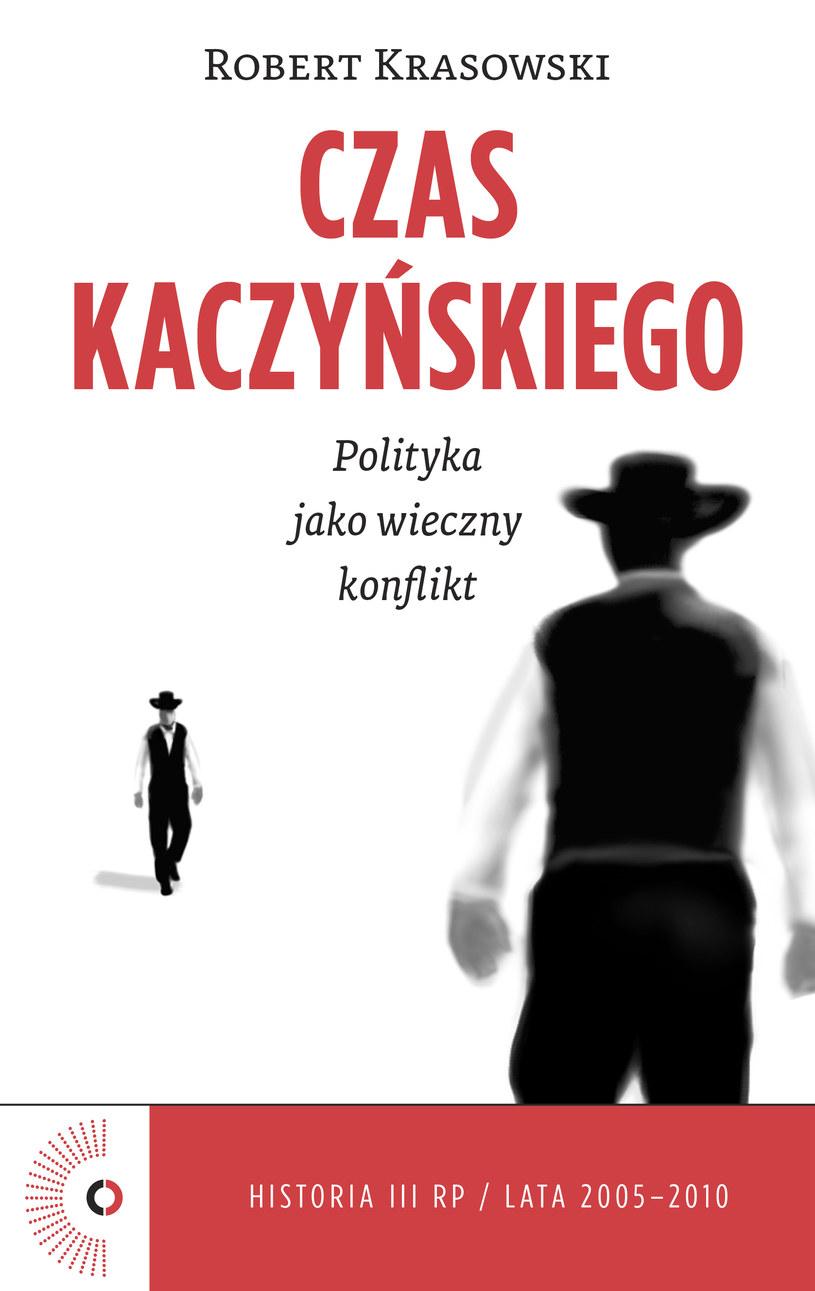 Okładka książki Roberta Krasowskiego /
