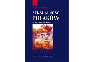 """Okładka książki """"Seksualność Polaków na początku XXI wieku"""" autorstwa prof. Zbigniewa Izdebskiego /INTERIA.PL"""