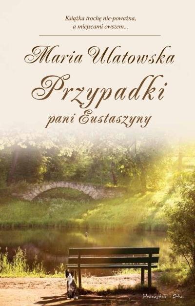 Okładka książki /Wydawnictwo Prószyński i S-ka