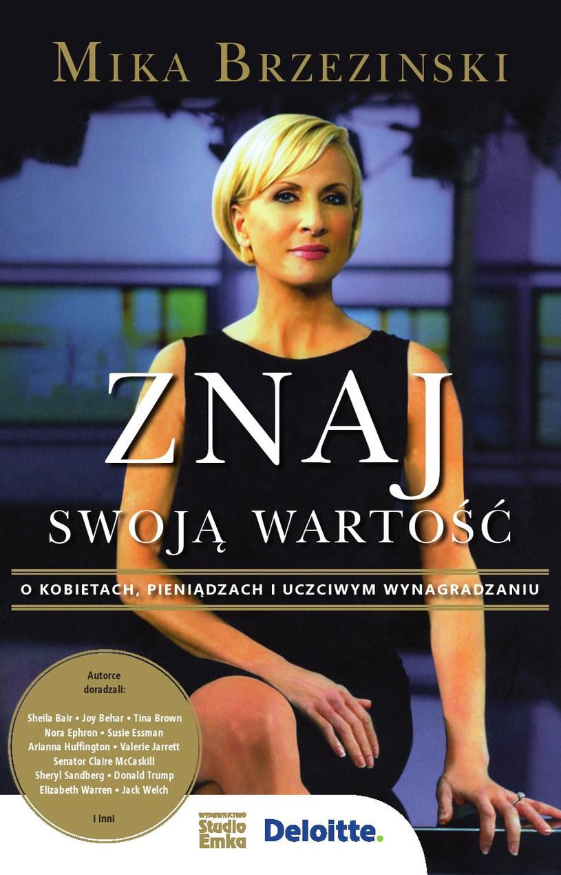 Okładka książki /Wydawnictwo Studio Emka