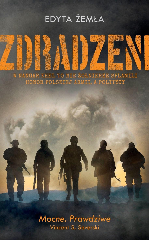 Okładka książki /Świat Książki /Materiały prasowe