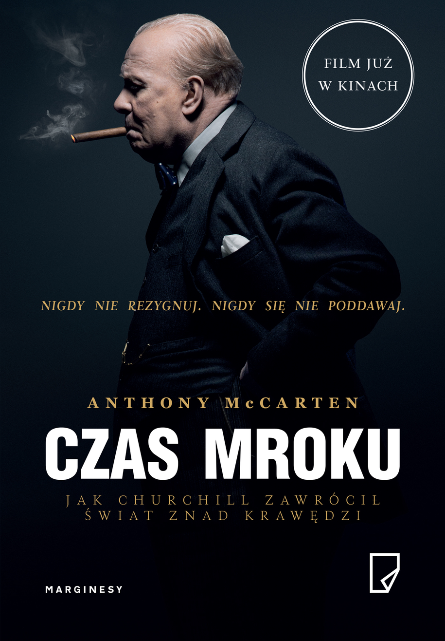 Okładka książki /Wydawnictwo Marginesy /