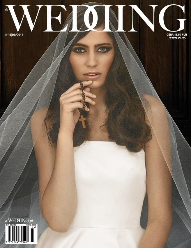 Okładka magazynu Wedding 4/2014 /Wedding