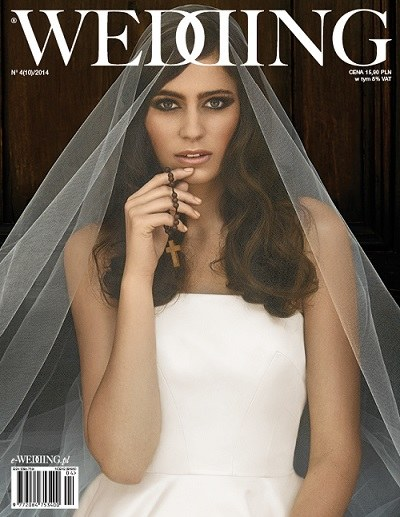 Okładka magazynu Wedding - nr 4/2014 /Wedding