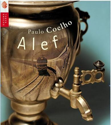 Okładka nowej książki Coelho /materiały prasowe