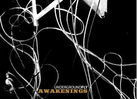 """Okładka płyty """"Awakenings"""" UnderGround Fly /"""